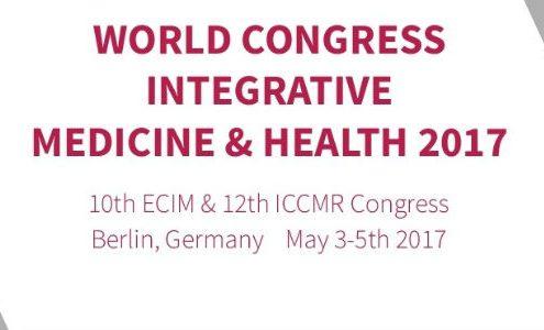 Reflexology at the World Congress of Integrative Medicine