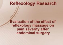 Reflexology for pain after surgery