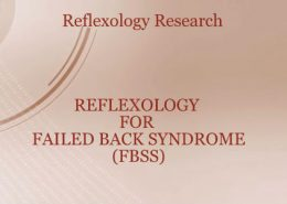 Reflexology for Failed Back Surgery Syndrome